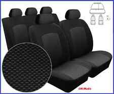 Tailored Full Set Seat Covers For Skoda Fabia Mk3 HTB 2014 - onwards