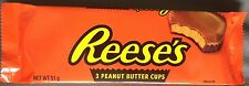 Hershey's Reeses Reese's 3 Peanut Butter Cups mit Erdnussbutter 51g