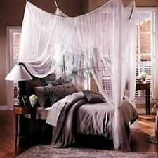 Summer Four Corner Canopy Bed Netting Mosquito Net Full Queen King Size Bedding