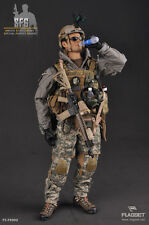 FLAGSET US ARMY SFG Special Forces Group 1/6 Figure