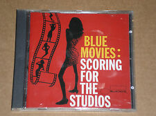 BLUE MOVIES: SCORING FOR THE STUDIOS (BILLY TAYLOR, COUNT BASIE) - CD