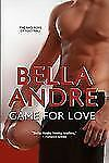 Game For Love: Bad Boys of Football 3, Andre, Bella, Good Book