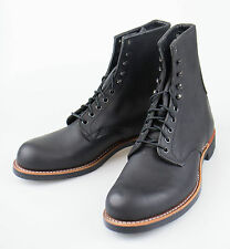 NIB RED WING 2944 Harvester Black Leather Ankle Boots Shoes 9.5 US 8.5 EU $350
