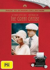 The Great Gatsby (1974) (Page to Screen) DVD