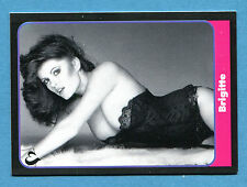 LE BELLISSIME -Masters Cards 1993 -n. 80 - BRIGITTE - SEXY -New