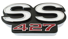 NEW Trim Parts SS 427 Grille Emblem Badge / FOR 1968 CHEVY IMPALA / 2700