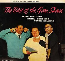 GOONS the best of the goon shows PMC 1108 uk parlophone LP PS EX/EX