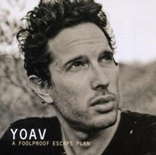 Yoav-a foolproof Escape Plan-CD