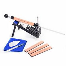 New Update Professional Kitchen Knife Sharpener System Fix-angle with Stones