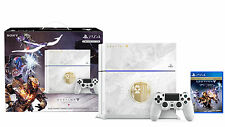 PlayStation 4 Destiny Edition Look At Details Extras Included