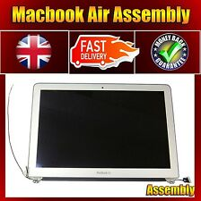 """Genuine Macbook Air A1370 11.6"""" COMPLETE LCD Assembly Display Screen MC506 MC968"""