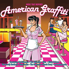 Music That Inspired AMERICAN GRAFFITI Best Of 75 Songs MUSIC COLLECTION New 3 CD