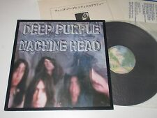 LP/DEEP PURPLE/MACHINE HEAD/WB P-10130W USA - JAPAn +Inserts FOC