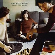 "KINGS OF CONVENIENCE ""RIOT ON AN EMPTY STREET"" CD NEU"
