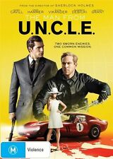 The Man From U.N.C.L.E. (DVD, 2015)