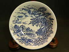 """Vintage Enoch Wedgwood Tunstall Ltd. Countryside 5.19"""" x 1"""" Bowl Excellent Cond"""