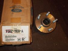 NOS NEW 1995 1996 1997 FORD WINDSTAR REAR WHEEL HUB ASSEMBLY F58Z-1109-A NEW OEM