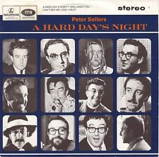 Peter Sellers A Hard Day's Night 7″ EMI – EM 293 UK 1993 VG+/VG+