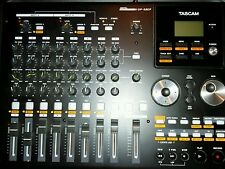 Tascam DP-02CF 8 Track Digital Audio Workstation with Manual ++FREE SHIP!