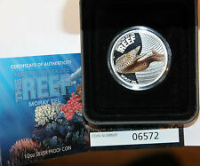 AUSTRALIA  50 CENTS 2010 KM#1389   SILVER 1/2 OZ THE REEF