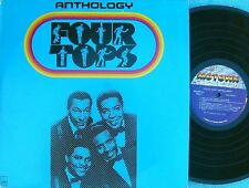 Four Tops ORIG US 3LP Anthology EX '74 Motown M9809A3 R&B Soul