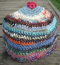 Adorable and Colorful Toddler Beanie 12-18 Months - Handmade by Michaela