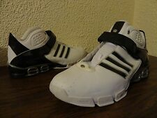 RAR 2005 Adidas A3 FORUM Hi top men 19 White Black Silver spring basketball shoe