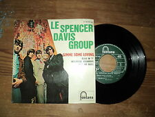 "LE SPENCER DAVIS GROUP / GIMME SOME LOVING + 3 (1967) 7"" E.P FRENCH !!"