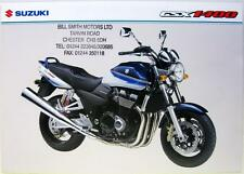 SUZUKI GSX1400 - Motorcycle Sales Brochure - Mar 2005 - #MB05GSX1400-LEAF