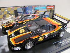 Carrera Digital 124 BMW M1 Procar Daytona 1981 No.40 -23833 NEUWARE mit OVP