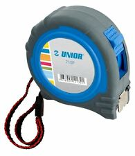 UNIOR 612132 710P 3MTR 10FT MEASURE TAPE 16MM BLADE WIDTH MEASURING TAPE QTY 1