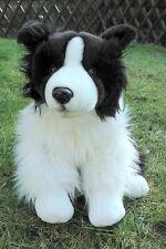 Border Collie, Plüschhund, Hund, sitzend 26 cm