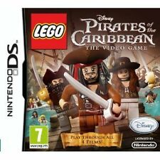 Nintendo DS DSI LITE Spiel LEGO Pirates of the Caribbean Fluch der Karibik NEU