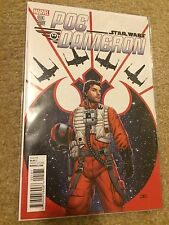 Poe Dameron Issue # 1 1:50 Cassaday Cover Variant Marvel Star Wars Comic NM