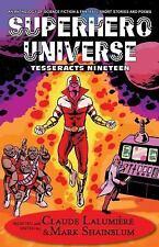 Tescts: Superhero Universe : Tesseracts Nineteen 19 (2016, Paperback)