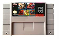 5 in 1 or 4 in 1 SNES game cartridge (a choice)