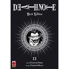 DEATH NOTE BLACK EDITION 2 (DI 6) PLANET MANGA - RISTAMPA - NUOVO