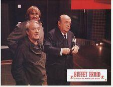 GERARD DEPARDIEU BERNARD BLIER BUFFET FROID 1979 VINTAGE LOBBY CARD ORIGINAL #16