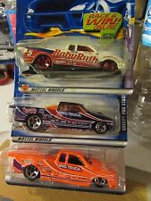Hot Wheels Lot of (3) Pro Stock Chevy Types, all different! Lot #2