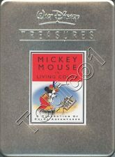 WALT DISNEY TREASURES MICKEY MOUSE IN LIVING COLOR 1 - LIMITED TIN BOX SEALED