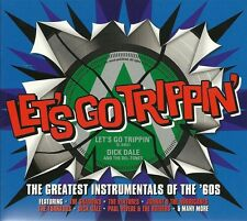 Let's Go Trippin' The Greatest Instrumentals Of The '60s  3 CD BOX SET