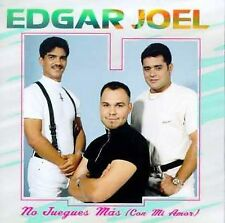 Joel, Edgar: No Juegues Mas (Con Mi Amor) Import Audio CD