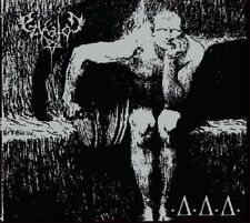 Ezkaton - Δ.Δ.Δ. (A.A.A.) CD 2015 digi blackened death metal Poland Razed Soul