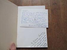 CHRISTIAN MASSAS moi homme amedee bricolo 600 ex + envoi 1992 photos