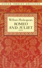 Romeo and Juliet (Dover Thrift Editions), William Shakespeare, Good Book