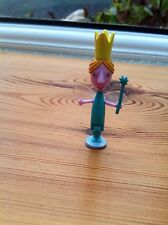 Ben And Holly's Little Kingdom Magical Castle Spares - Queen Thistle Figure