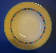 Villeroy & Boch Twist Alea Limone Medium Rim Bowl/Deep Plate NEW several availab