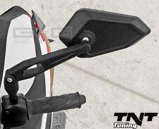 Spiegel mit e-Prüfzeichen Yamaha Aerox MBK Nitro Peugeot Speedfight Piaggio NRG