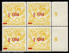 SURINAM  SCOTT#C24 MINT NEVER HINGED BLOCK OF FOUR