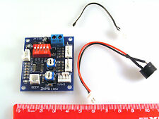 Speed Controller for 4 Wire Fan with Temperature Sensor and Alarm OM286A